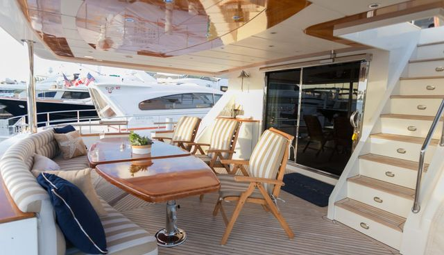 Beachfront Charter Yacht - 4