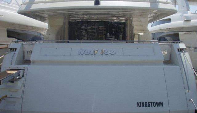 Nati Too Charter Yacht - 5