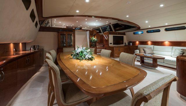 Thandeka Charter Yacht - 6