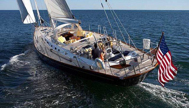 Luna Danns Charter Yacht