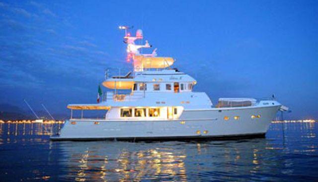 Silvia M Charter Yacht - 3