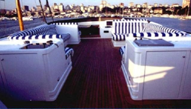 Lady Nevine Charter Yacht - 4