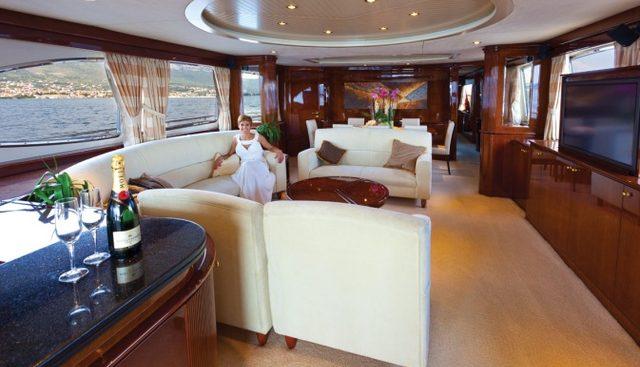 Happy Spirit Charter Yacht - 8