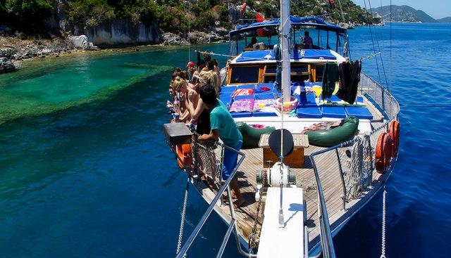 Alaturka 1 Charter Yacht - 2