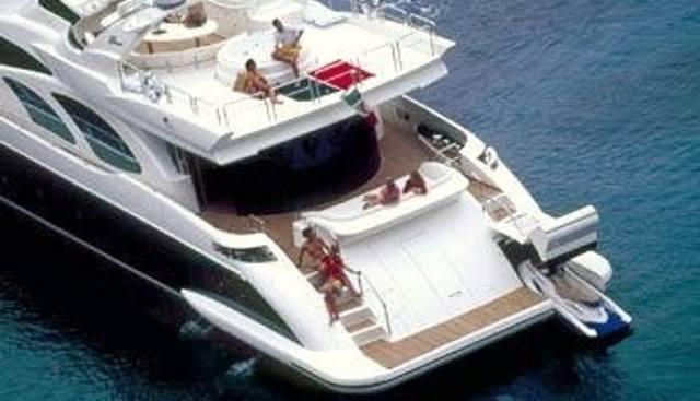 Azimut 98/37 Charter Yacht - 4