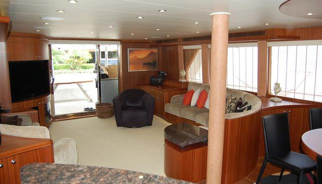 Jus Chill'N' Charter Yacht - 7