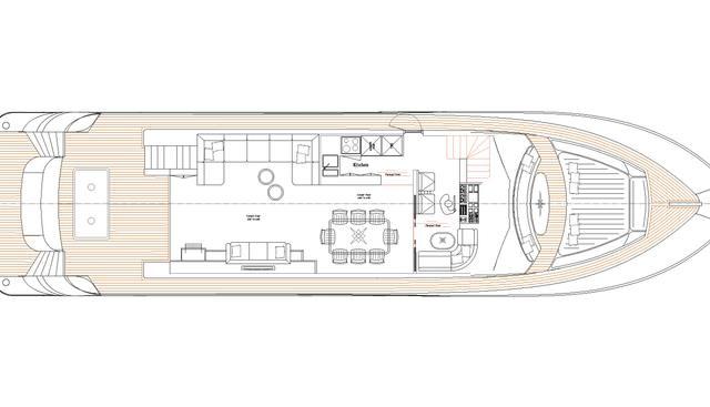 Selena Charter Yacht - 8