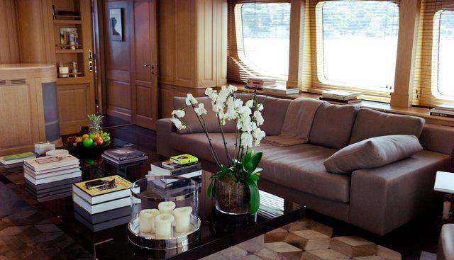 African Queen Charter Yacht - 8