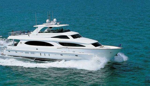 Camelot Charter Yacht