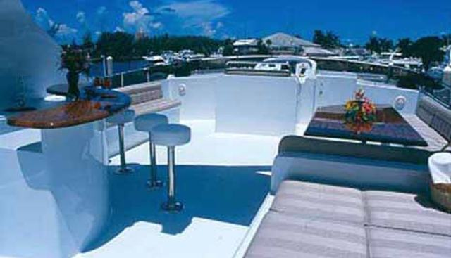 Stray Kat Charter Yacht - 3