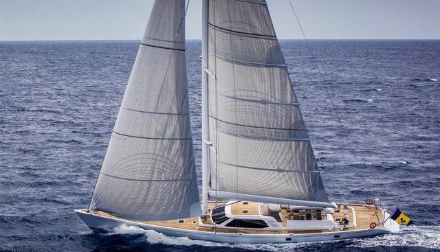 Pauline Af Skanor Charter Yacht