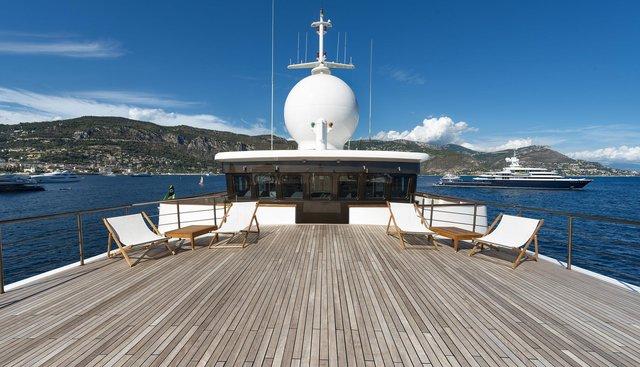 Chakra Charter Yacht - 3