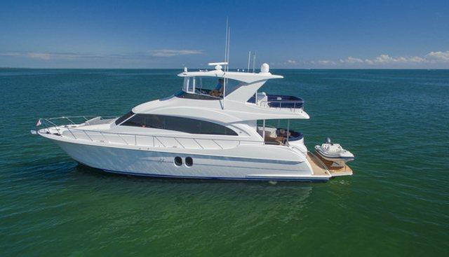 Endless Venture Charter Yacht