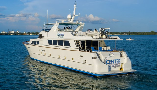 Center Ring Charter Yacht - 4