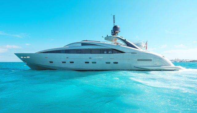 Hooligan II Charter Yacht