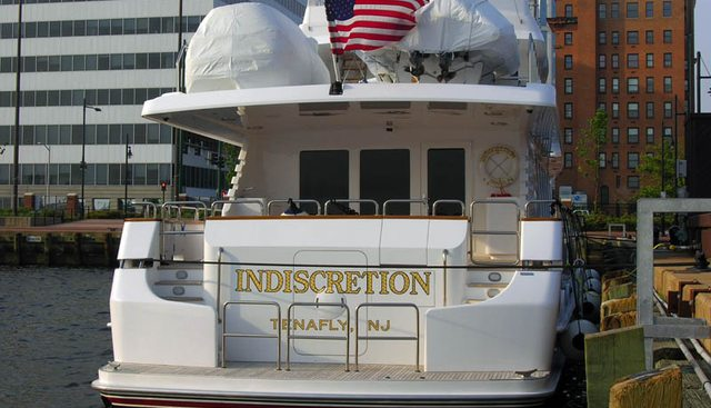 Indiscretion Charter Yacht - 3