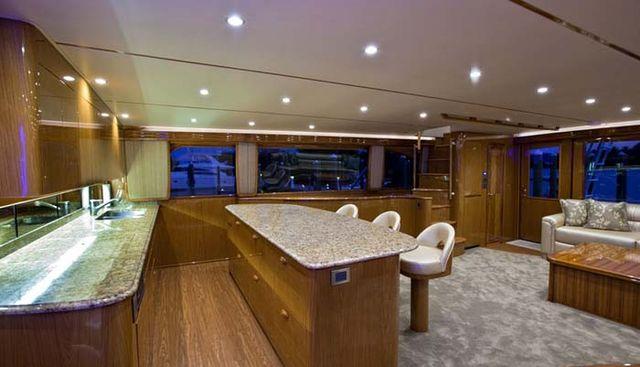 Reel Screamer Charter Yacht - 5