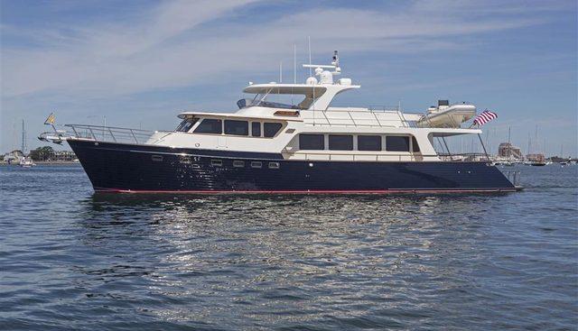 Miss Ginny Charter Yacht
