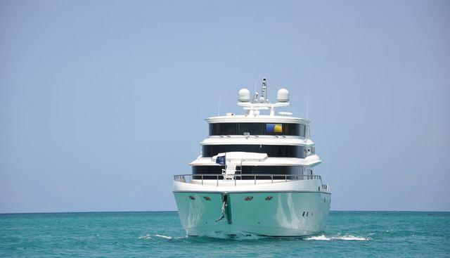 MIss Stress Charter Yacht - 2