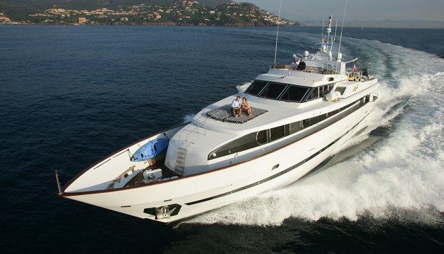 Avella Charter Yacht - 2