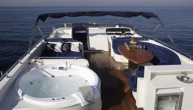 Dream B Charter Yacht - 4