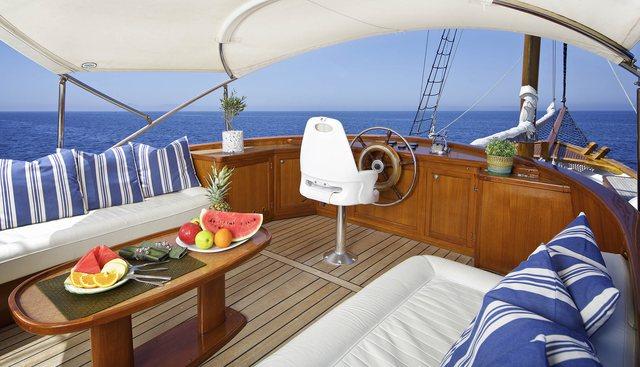 Hermina Charter Yacht - 4