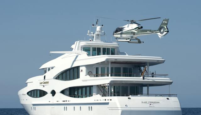 Queen Mavia Charter Yacht - 2