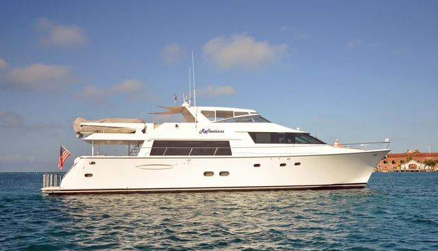 Harbor Lady Charter Yacht