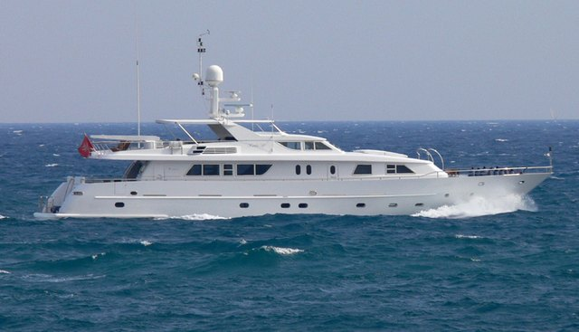 Lady D Charter Yacht - 2