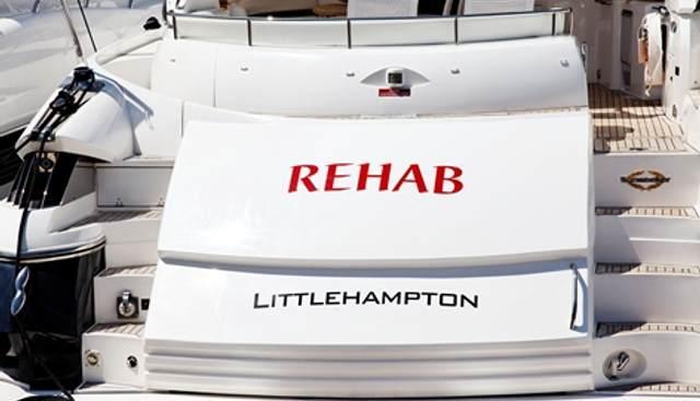 Rehab Charter Yacht - 4