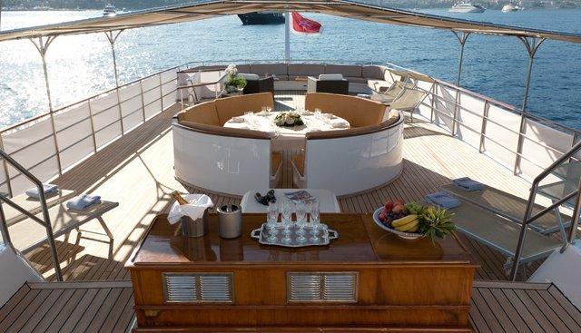 Shaha Charter Yacht - 5