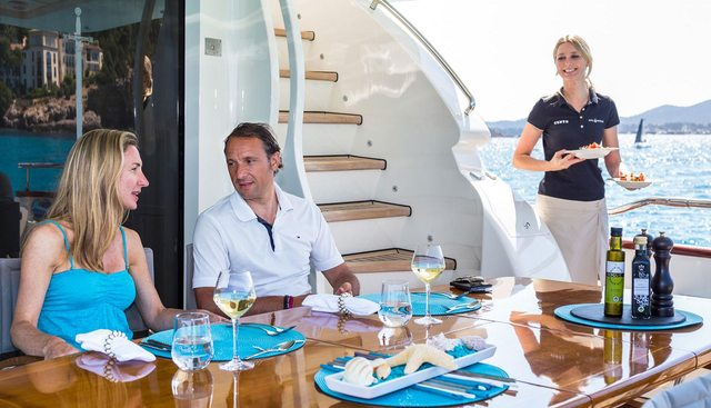 Cento by Excalibur Charter Yacht - 5