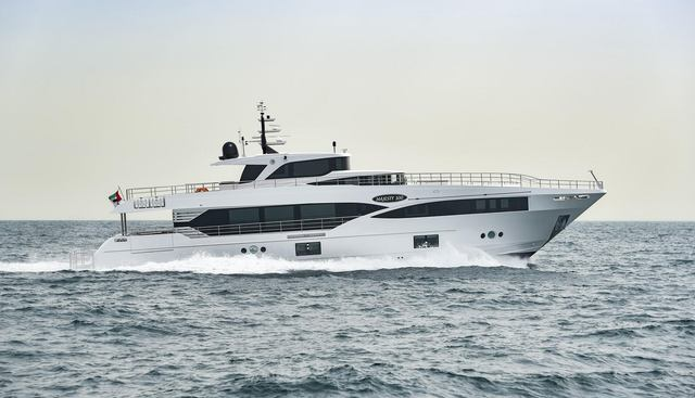 Nahar Charter Yacht
