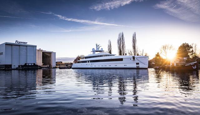 Najiba Charter Yacht - 2