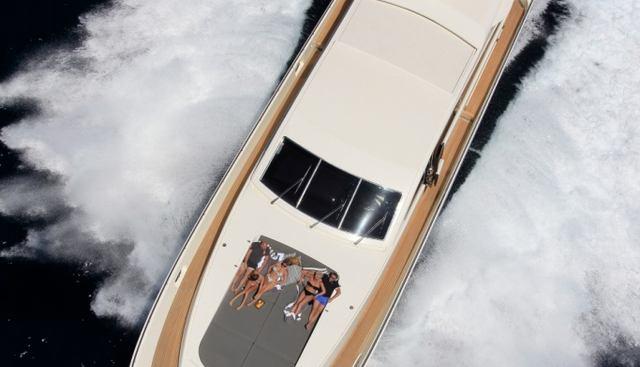 Moon Glider Charter Yacht - 3