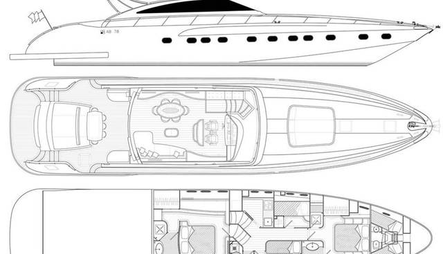 Syber Charter Yacht - 6