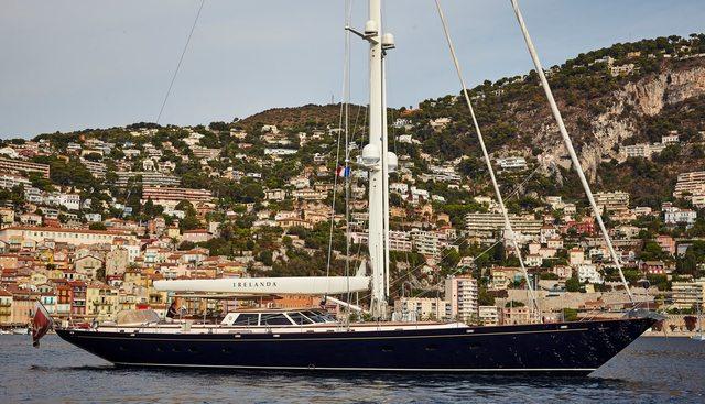Irelanda Charter Yacht