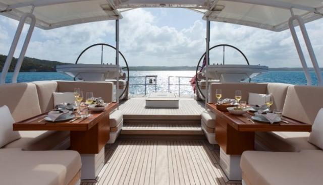 Guillemot Charter Yacht - 6