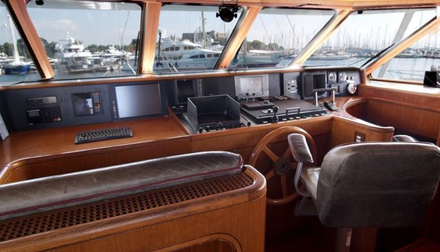 Midnight Saga II Charter Yacht - 4