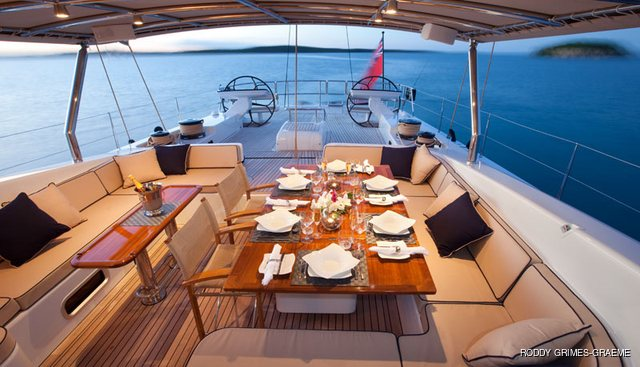 Danneskjold Charter Yacht - 3