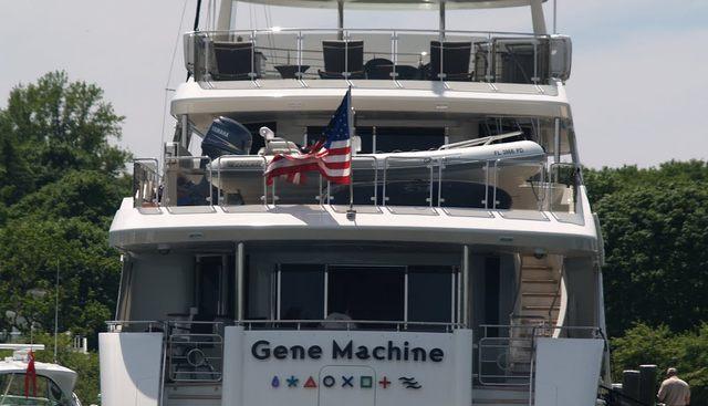 Lady Pegasus Charter Yacht - 3