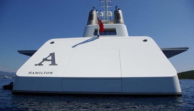 A Charter Yacht - 4