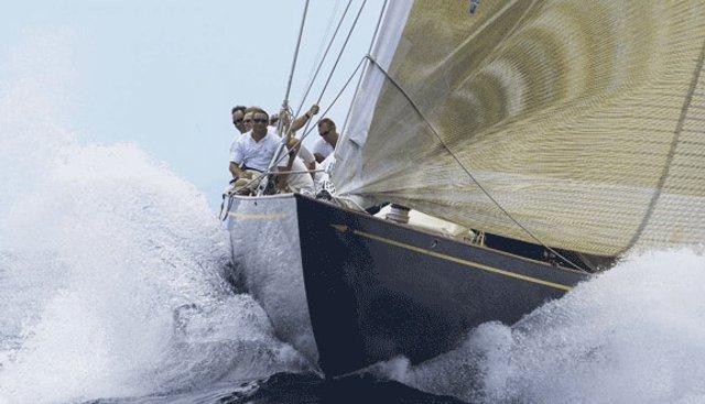 Velsheda Charter Yacht - 2