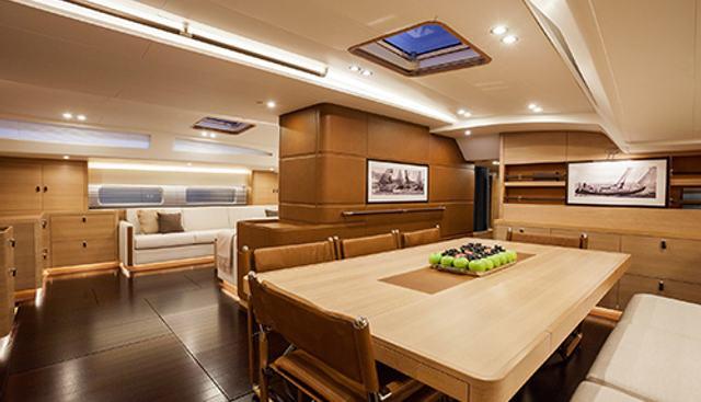 Shamanna Charter Yacht - 8