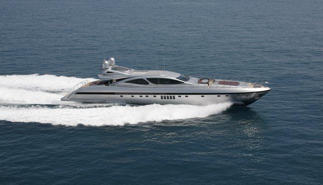 Awesome II Charter Yacht