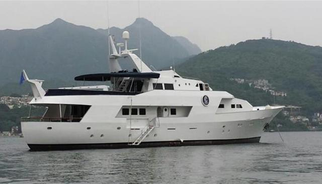 African Dream Charter Yacht