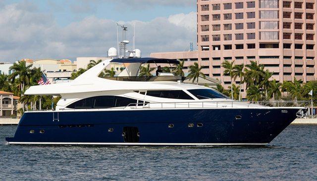 Dee Dee Lee Charter Yacht