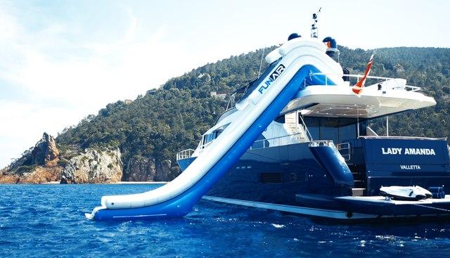 Lady Amanda Charter Yacht - 5