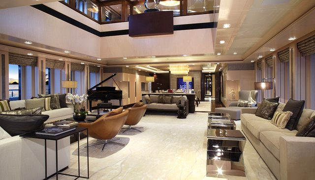 Quantum of Solace Charter Yacht - 7
