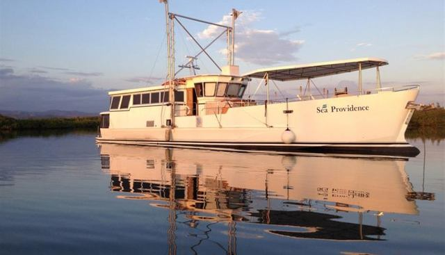 Sea Providence Charter Yacht